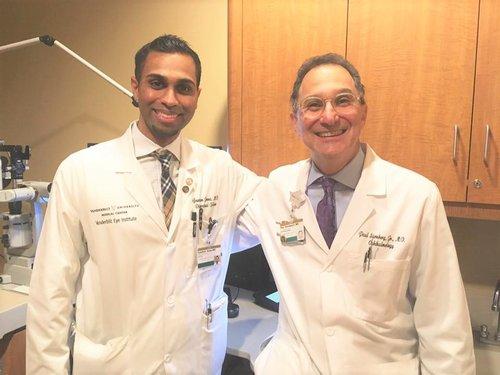 retina mentorship dr sternberg dr gowtham jonna