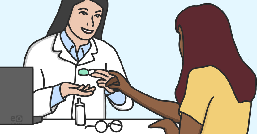 How to Fit Multifocal Contact Lenses - with Downloadable Cheat Sheet