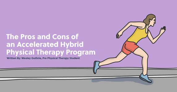 The Pros and Cons of an Accelerated Hybrid Physical Therapy Program