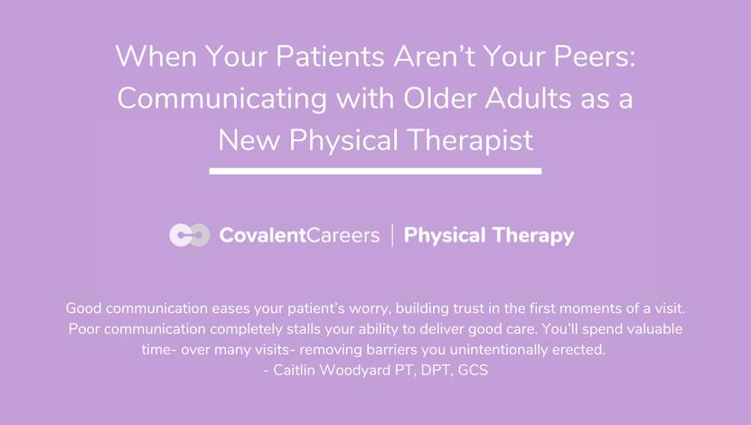 PT older adults