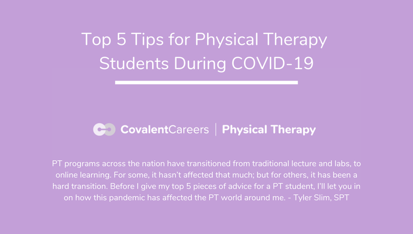 PT students Covid