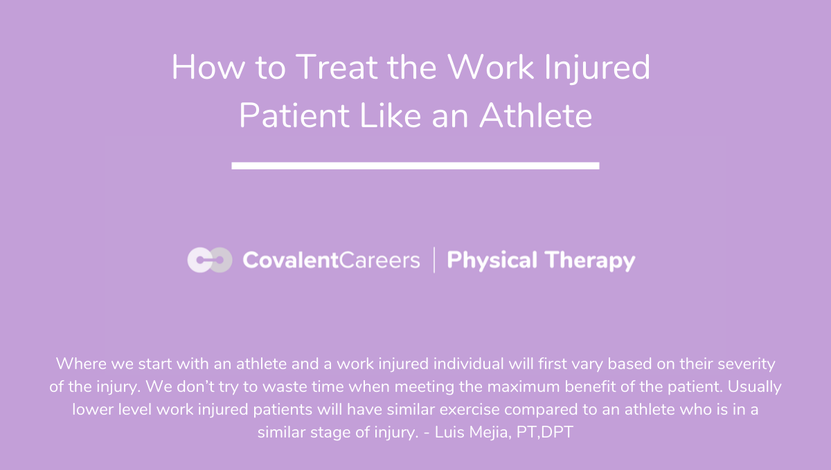 Work comp and the Athlete