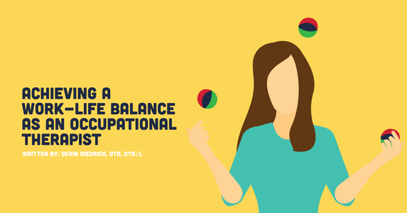 Achieving a Work-Life Balance as an Occupational Therapist