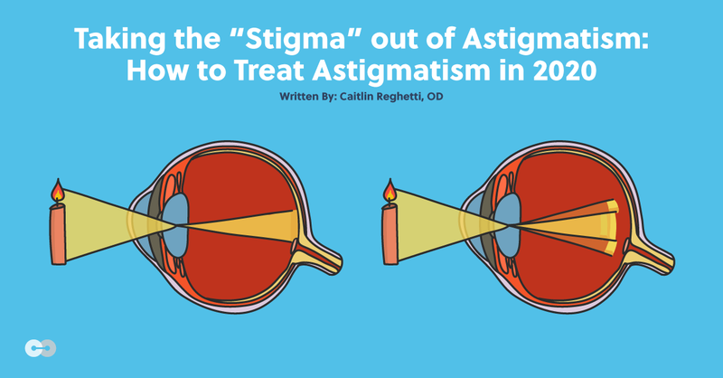 """Taking the """"Stigma"""" out of Astigmatism: Treating Astigmatism in 2020"""