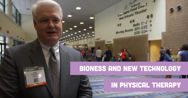 BIONESS New Technology in Physical Therapy