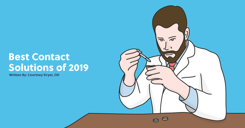 The Best Contact Lens Solutions of 2019