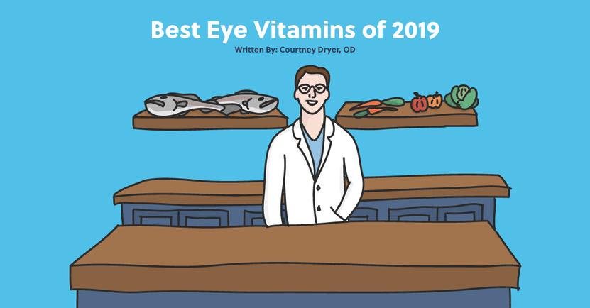 Best Eye Vitamins of 2019