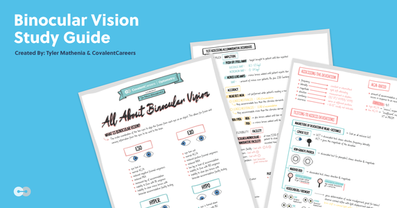 All About Binocular Vision: Downloadable Study Guide