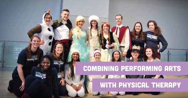 Combining Performing Arts with Physical Therapy