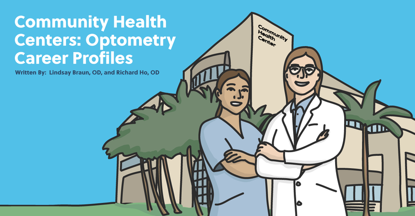Community Health Centers: Optometry Career Profiles