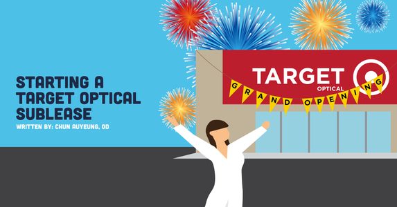 The Complete Guide to Starting a Target Optical Sublease as an Optometrist