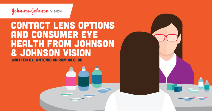 Contact Lens Options and Consumer Eye Health from Johnson & Johnson Vision