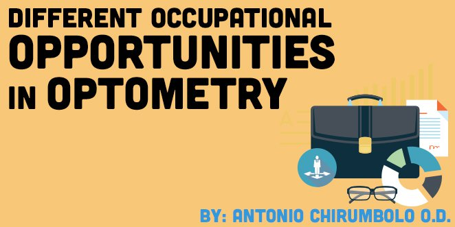 9 Non-Clinical Careers for Optometrists