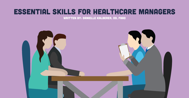 Essential Skills for Healthcare Managers