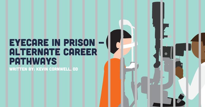 Eyecare in Prison - Alternate Career Pathways