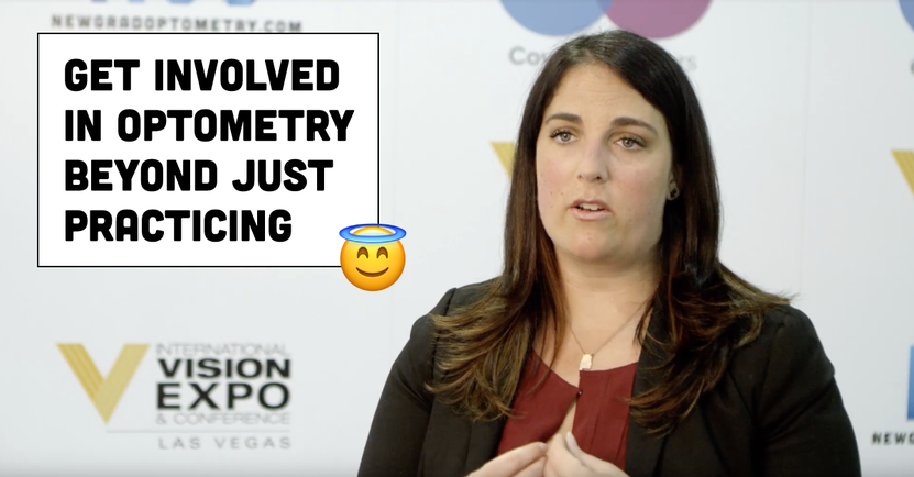 Why It Is Important To Get Involved In Optometry Beyond Just Practicing
