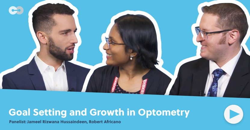 Goal Setting and Growth In Optometry