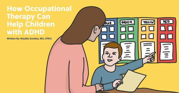 How Can Occupational Therapy Help Children with ADHD?