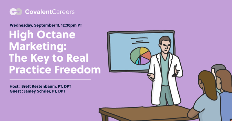 High Octane Marketing: The Key to Real Practice Freedom—Free Webinar