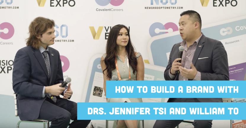 How to Build a Brand with Drs. Jennifer Tsai and William To