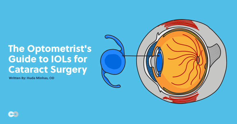 Optometrist's guide to IOLs