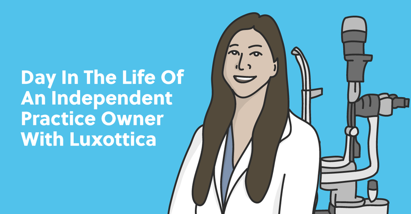 Luxottica Independent Practice Owner