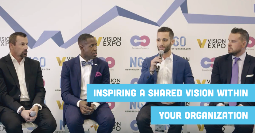 Inspiring a Shared Vision Within Your Organization