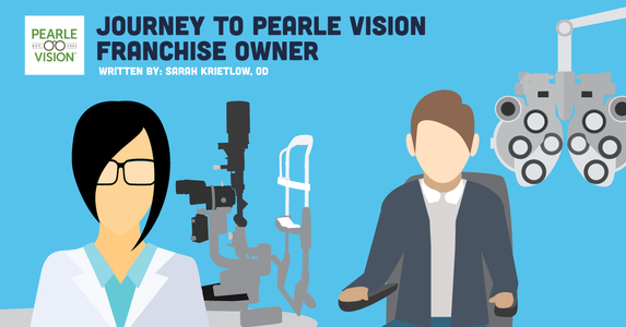 Journey to Pearle Vision Franchise Owner