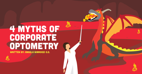 Four Myths of Corporate Optometry