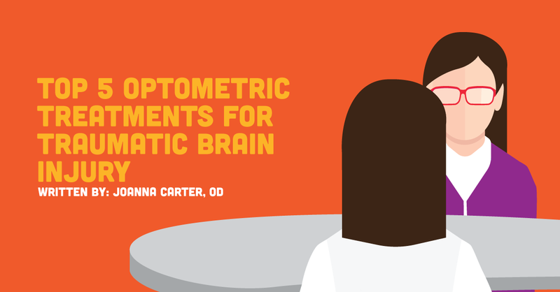 Top 5 Optometric Treatments for Traumatic Brain Injury