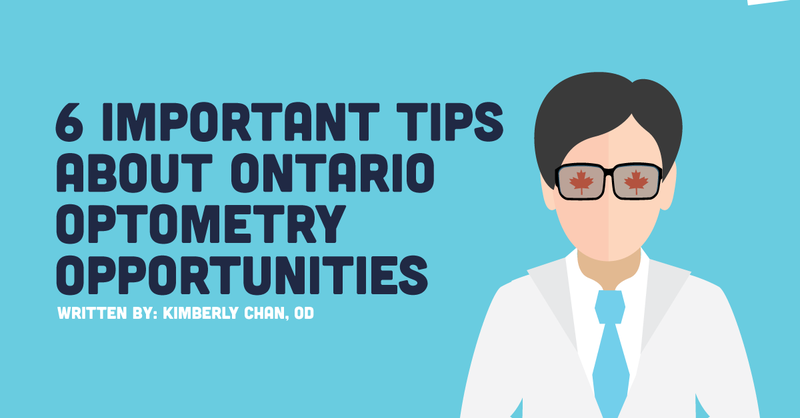 6 Important Tips About Ontario Optometry Opportunities