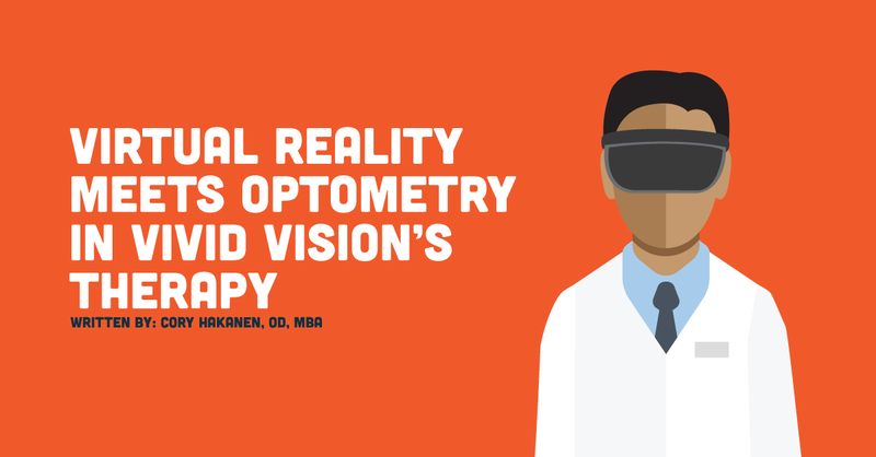Virtual Reality Meets Optometry in Vivid Vision's Therapy