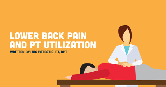 Lower Back Pain and PT Utilization