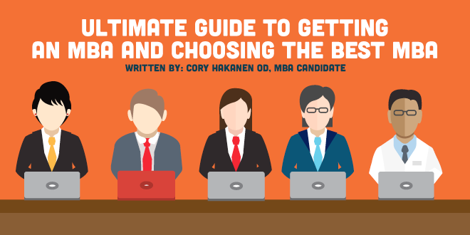Ultimate Guide to Getting an MBA and Choosing the Best MBA Program