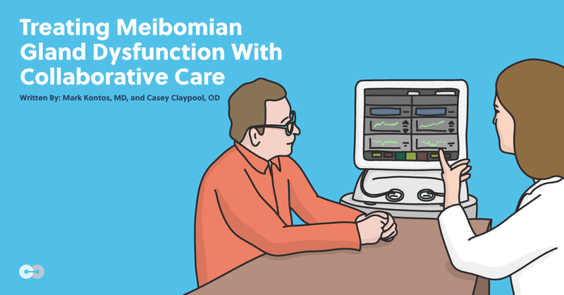 Treating Meibomian Gland Dysfunction With Collaborative Care