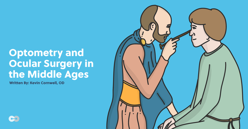 ocular surgery in the middle ages