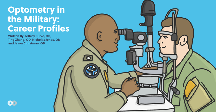 Optometry in the Military: Career Profiles