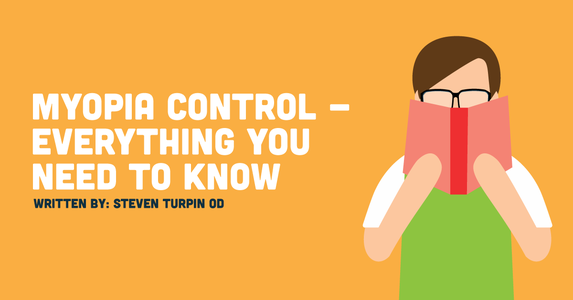 Myopia Control - Everything You Need to Know
