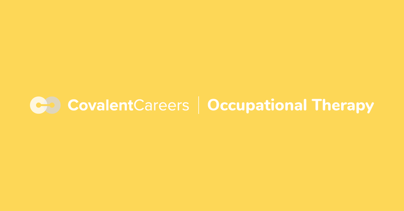 CovalentCareers | Occupational Therapy
