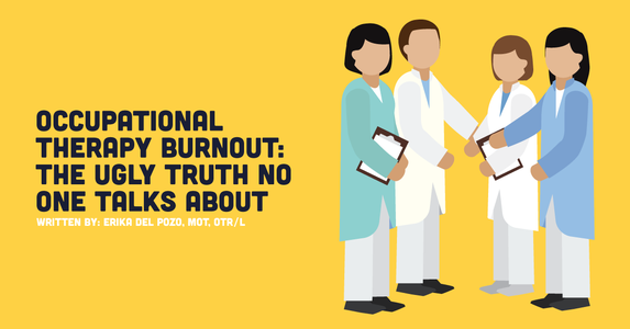 Occupational Therapy Burnout: The Ugly Truth No One Talks About