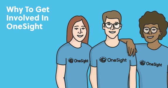 Why To Get Involved In OneSight