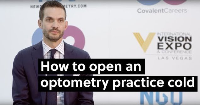 Open an Optometry Practice Cold | iCare Advisors, LLC