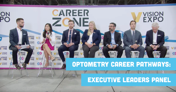 Optometry Career Paths - Executive Leaders Panel