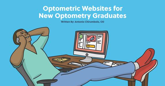 Optometric Websites for New Optometry Graduates