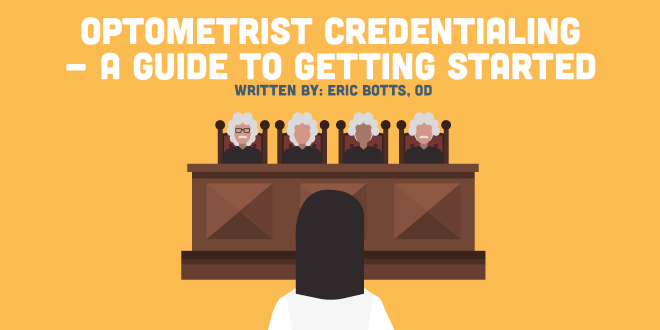 Optometrist Insurance Credentialing: A Guide to Getting Started