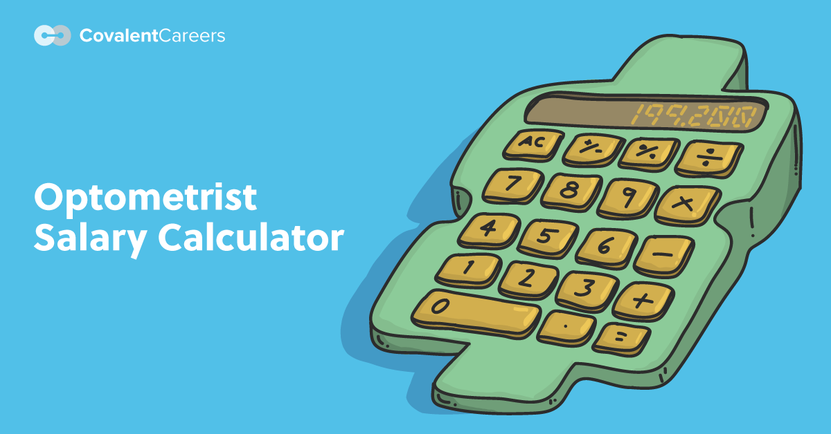 Average Optometrist Salaries—with Calculator