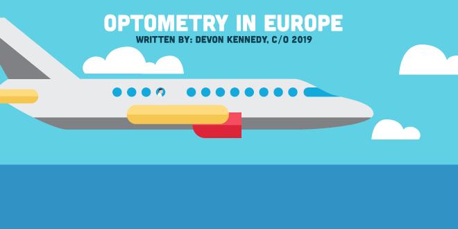 Optometry in Europe – My German Experience