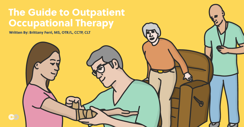 The guide to outpatient occupational therapy splints and get up time tests