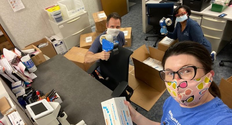 Essilor and Essilor Vision Foundation Partner to Donate Over 100K Pieces of Personal Protective Equipment