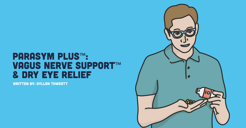 Parasym PlusTM: Vagus Nerve SupportTM & Dry Eye Relief